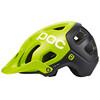 POC Tectal Helmet Unobtanium Yellow